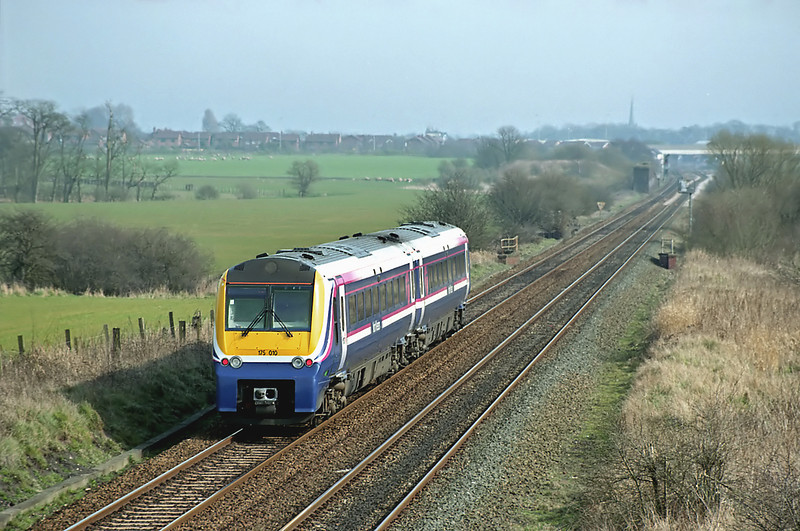 175010 Kirkham Tip 27/3/2003