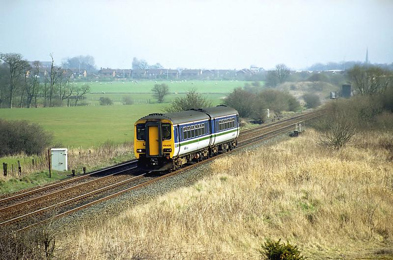 156429 Kirkham Tip 27/3/2003