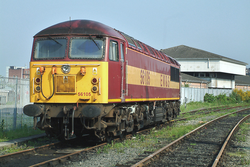 56105 Carlisle 31/5/2003