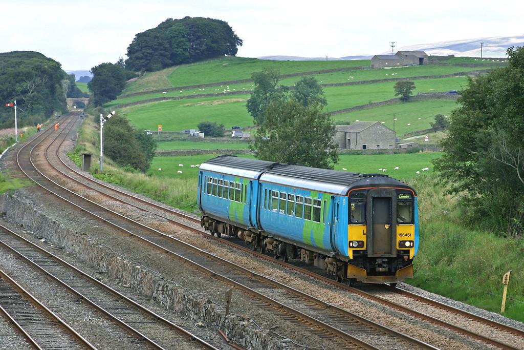 156451 Settle Junction 1/9/2004