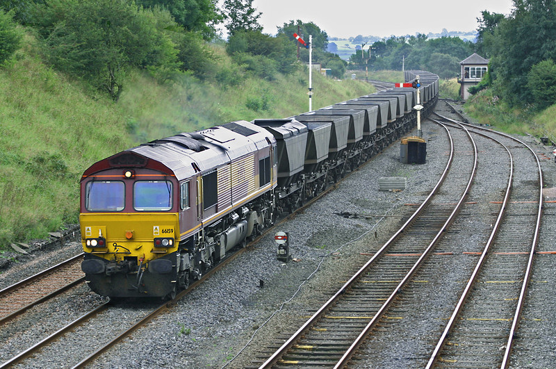 66159 Settle Junction 1/9/2004