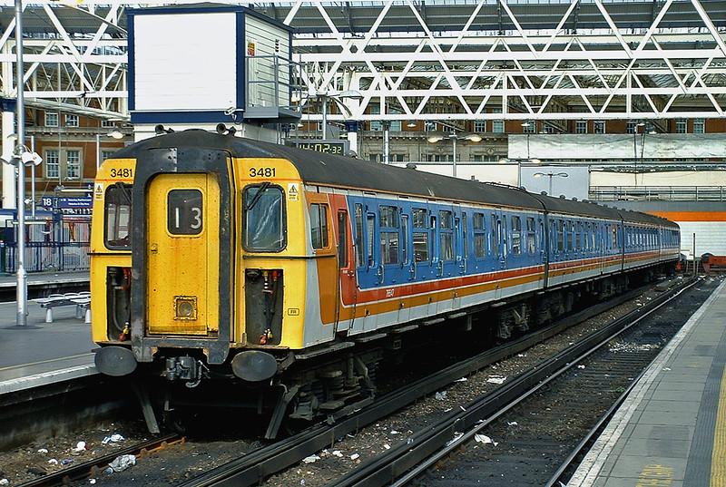 3481 London Waterloo 2/10/2004