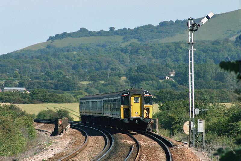 1856 and 3535, Berwick 6/7/2004