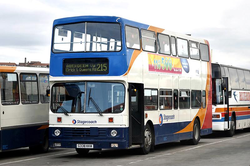 14338 G338KKW, Aberdeen 6/10/2004