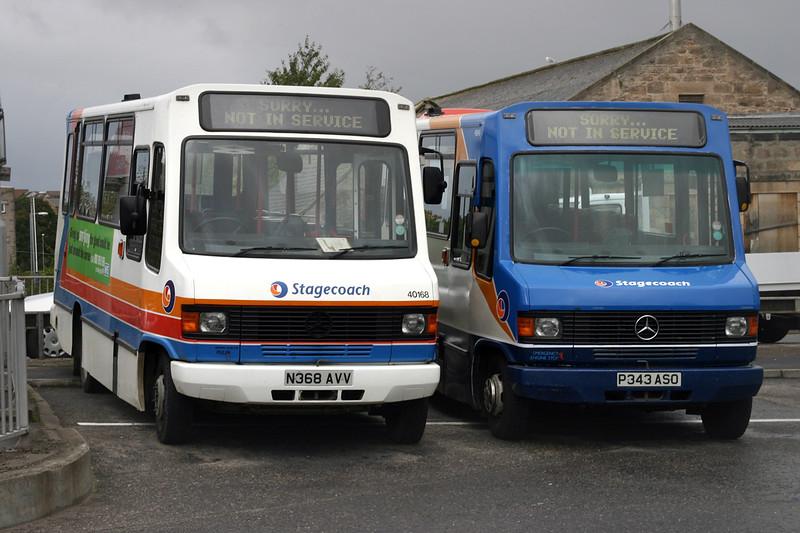 40168 N368AVV and 40043 P343ASO, Elgin 6/10/2004