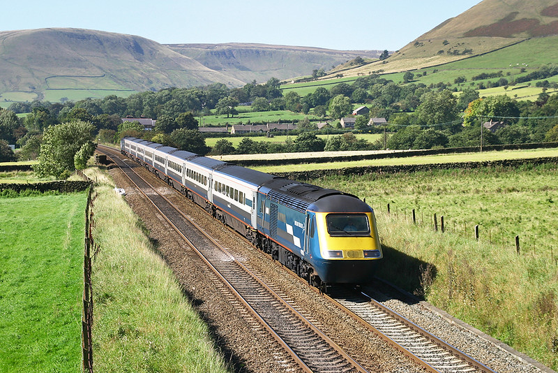 43195 and 43156, Edale 8/9/2004