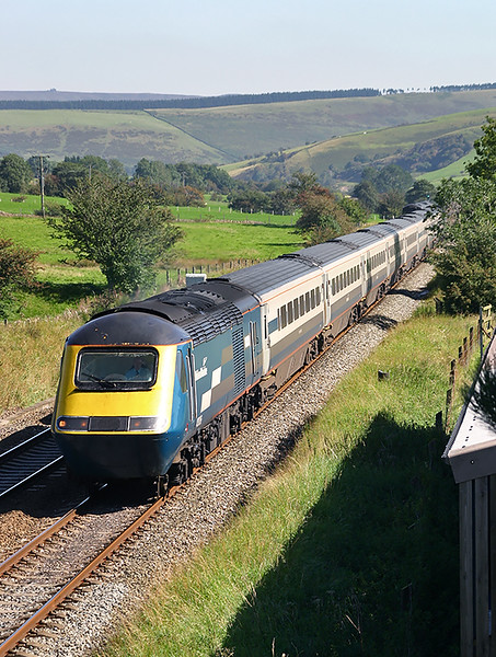 43086 and 43196, Edale 8/9/2004