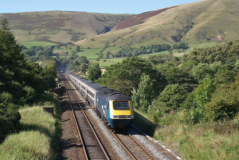43063 and 43079, Edale 8/9/2004