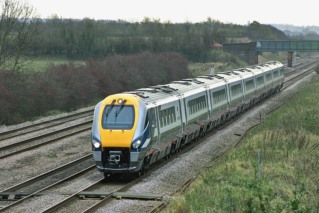 222002 Cossington 11/11/2004