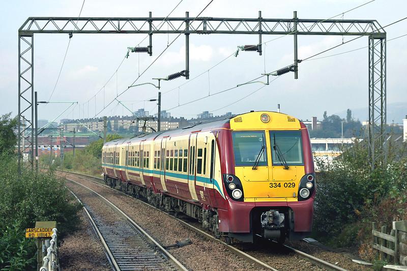 334029 Drumchapel 13/10/2004