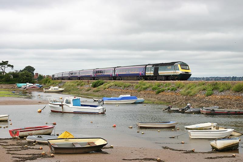 43131 Cockwood Harbour 14/7/2004