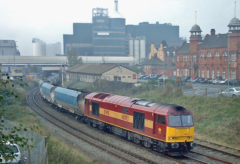60093 Warrington Arpley 14/10/2004