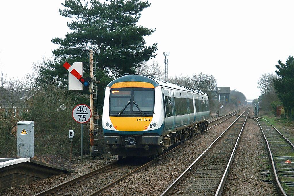 170273 Wymondham 15/3/2004