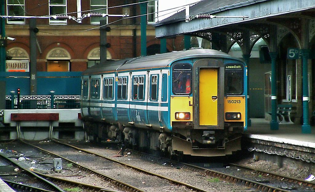 150213 Norwich 15/3/2004