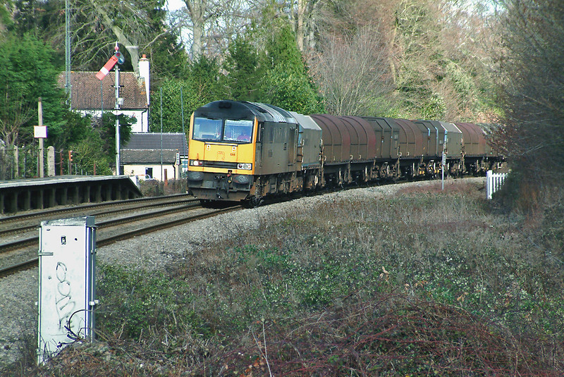 60086 Abergavenny 16/1/2004