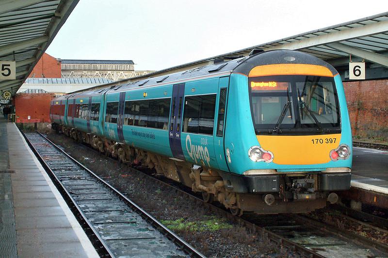 170397 Shrewsbury 16/1/2004