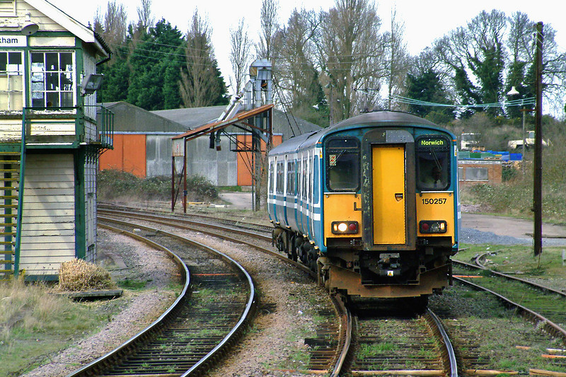 150257 Wroxham and Hoveton 16/3/2004
