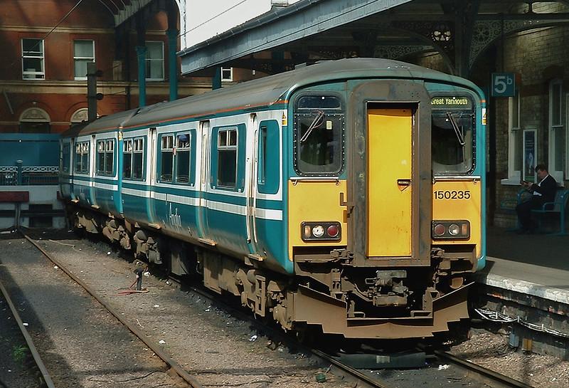 150235 Norwich 16/3/2004