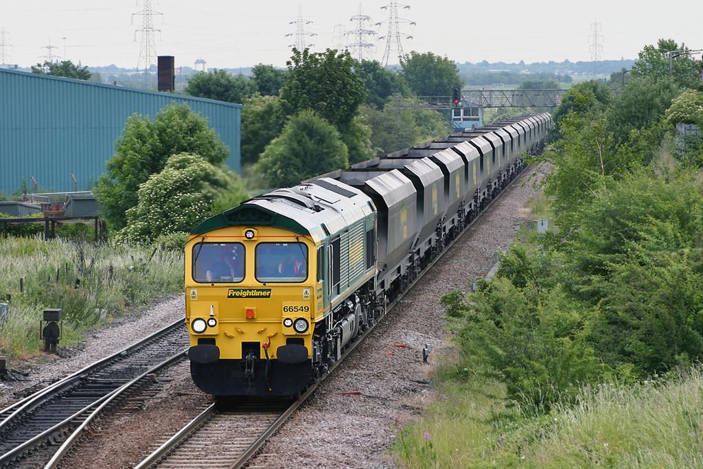 66549 Knottingley 16/6/2004