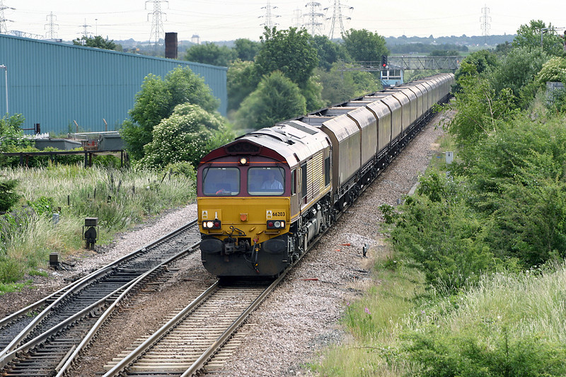 66203 Knottingley 16/6/2004