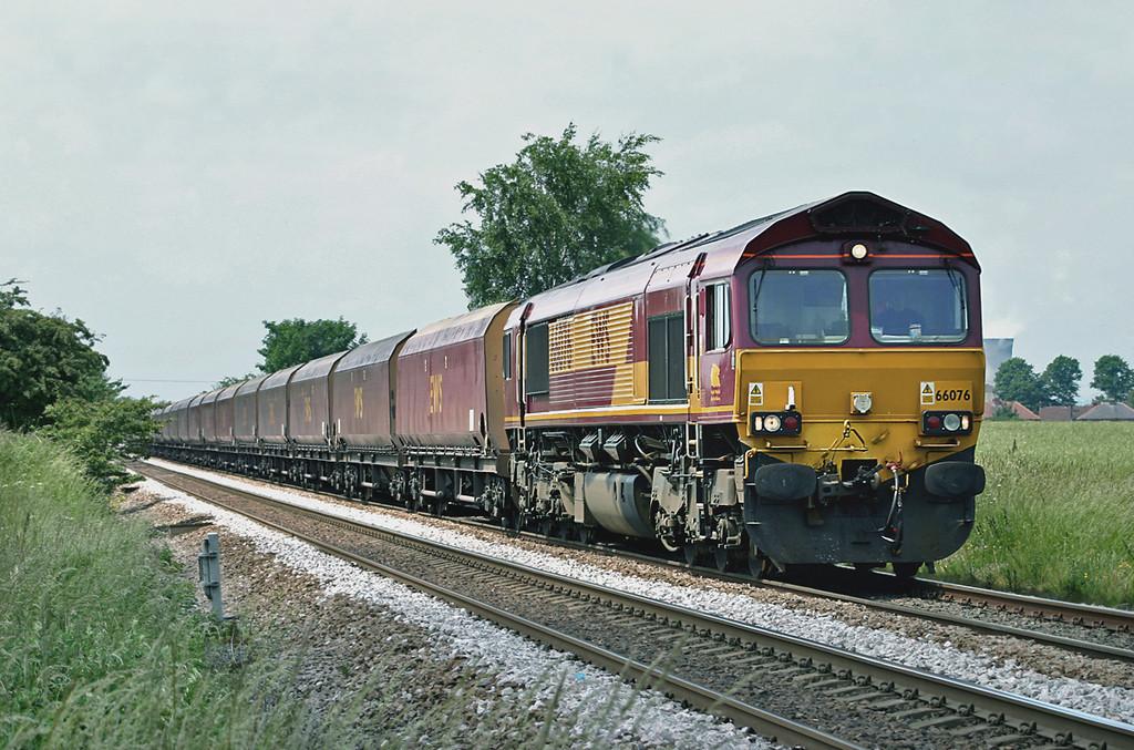 66076 Knottingley 16/6/2004