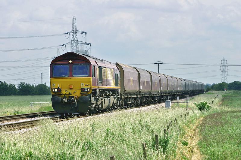 66163 Knottingley 16/6/2004
