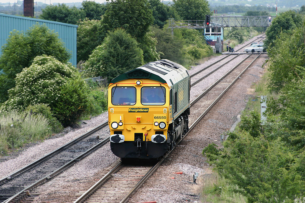 66550 Knottingley 16/6/2004
