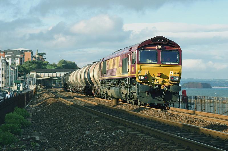 66195 Dawlish 16/7/2004