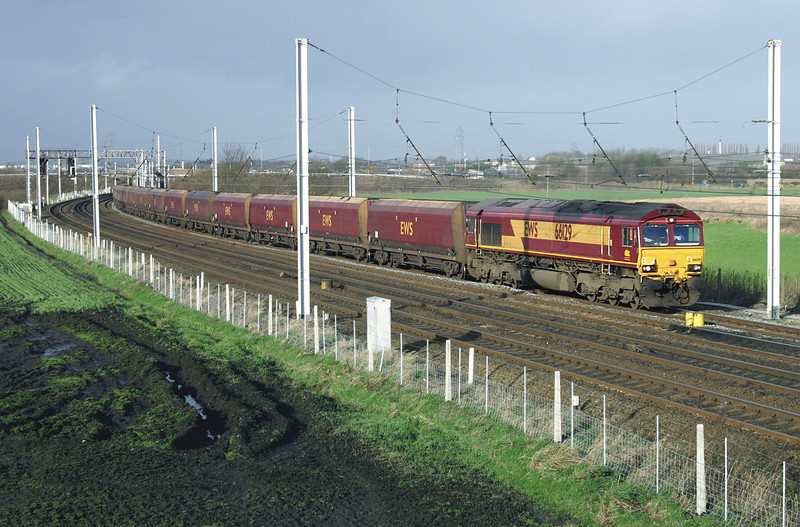 66129 Winwick Junction 16/12/2004