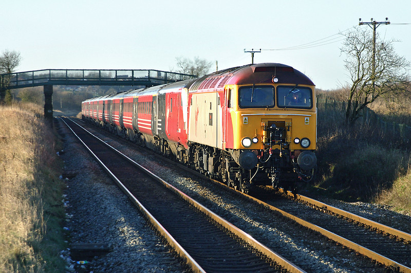 57308 and 87010, Horwich Parkway 19/12/2004