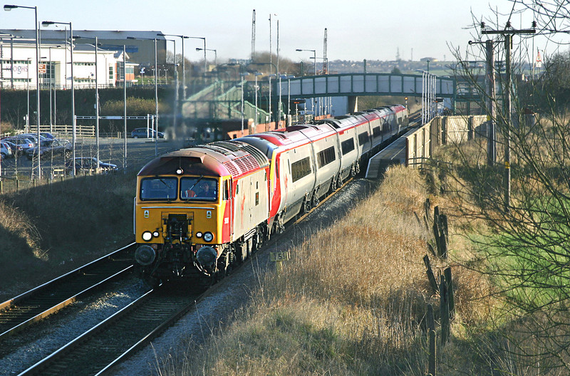 57301 and 390037, Horwich Parkway 19/12/2004