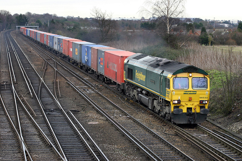 66533 Worting Junction 20/12/2004