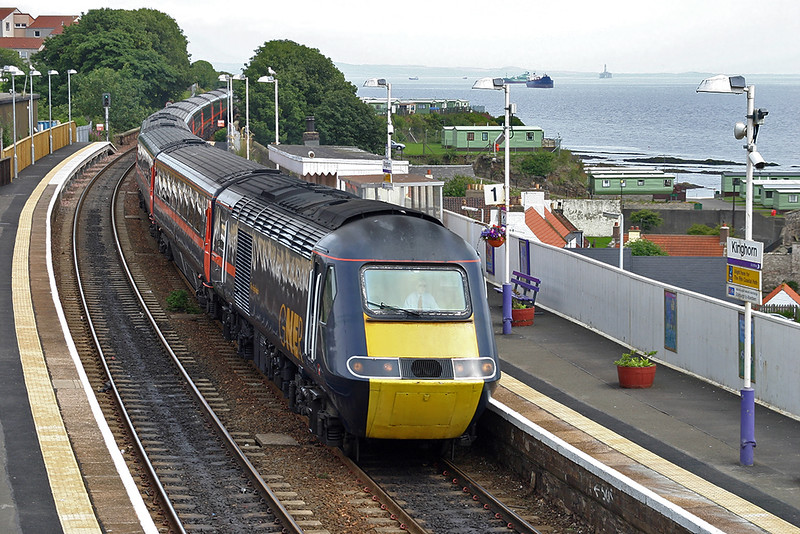 43113 and 43114, Kinghorn 22/7/2004