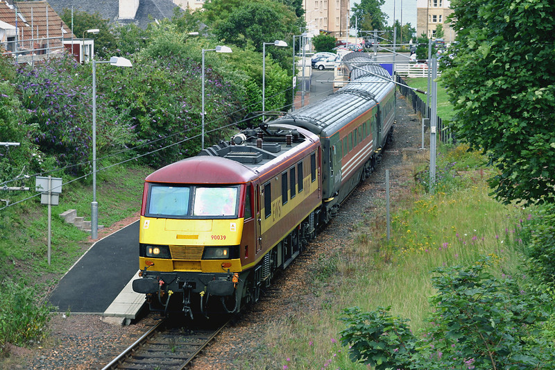 90039 North Berwick 22/7/2004