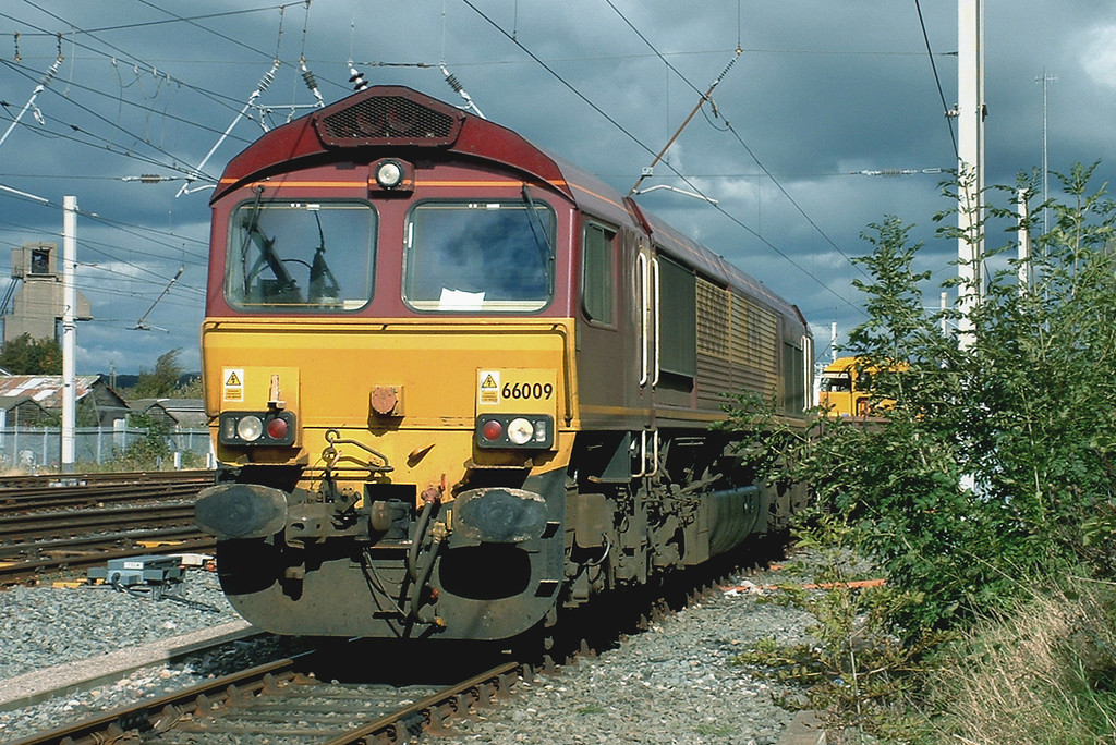 66009 Carnforth 23/9/2004
