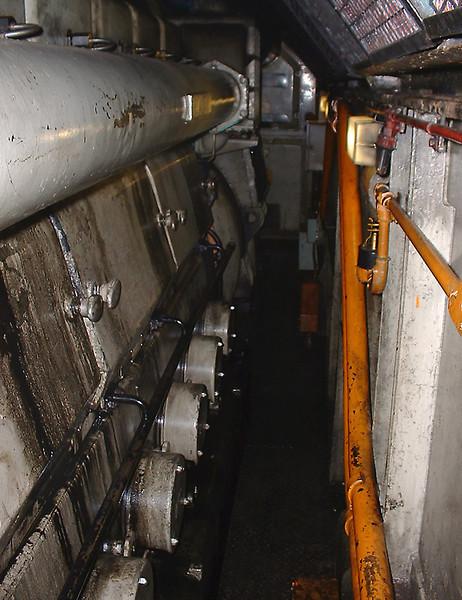 B Bank of 47841's Engine, 23/9/2004