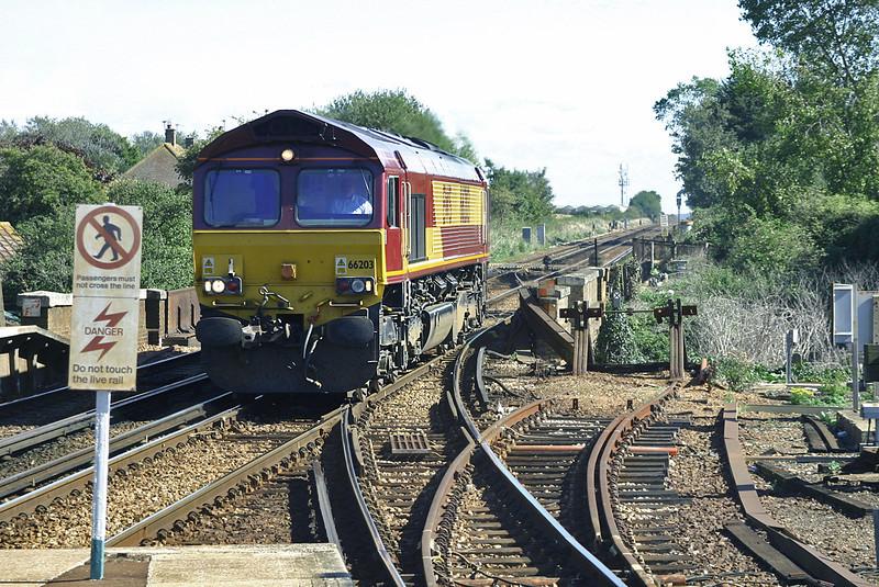 66203 Barnham 24/9/2004