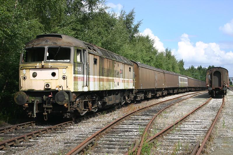 47515 Crewe 25/6/2004