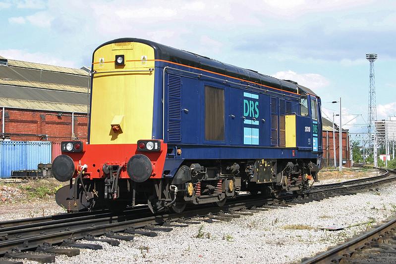 20310 Crewe 25/6/2004