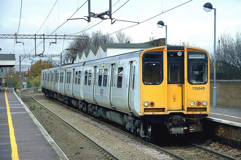 315848 White Hart Lane 26/11/2004