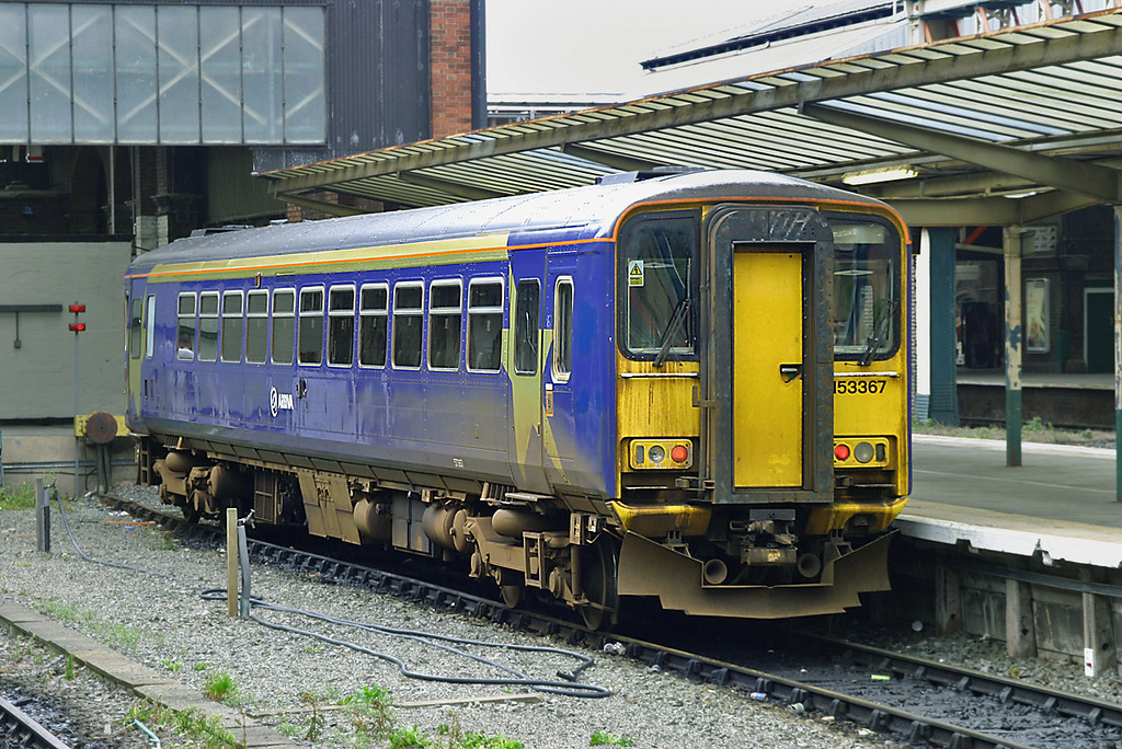 153367 Chester 30/6/2004