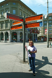 Why are all German street names a minimum of 20 characters?  I have a real problem trying to keep them straight because after about 15 characters I give up trying to phonetically pronounce and memorize them.  Where is Ryan when you need him and those two years of German he has under his belt.