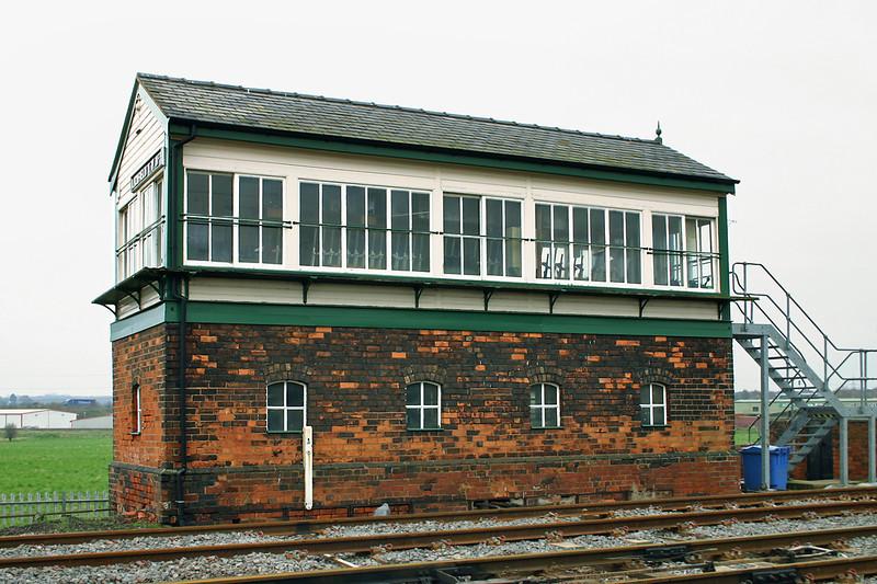 Lichfield Trent Valley Junction 1/4/2005