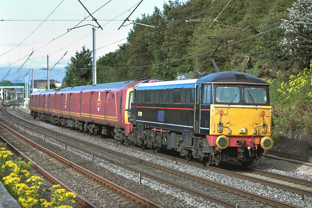 87019 Hest Bank 1/8/2005<br /> 1M44 1531 Shieldmuir-Warrington RMT