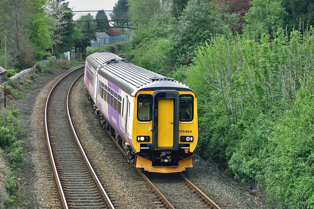 156464 Grange-over-Sands 2/5/2005<br /> 2C40 0928 Millom-Lancaster