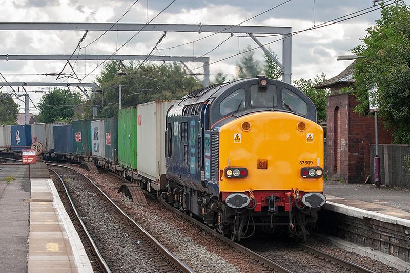 37609 Coatbridge Central 2/9/2005<br /> 4N78 1309 Elderslie-Grangemouth