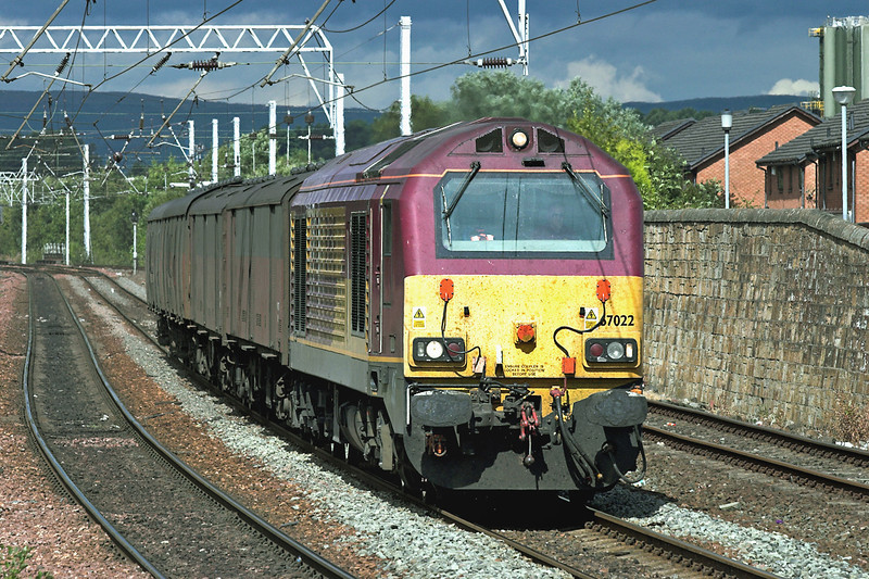 67022 Coatbridge Central 2/9/2005<br /> 5D03 0927 Aberdeen-Mossend Down Yard