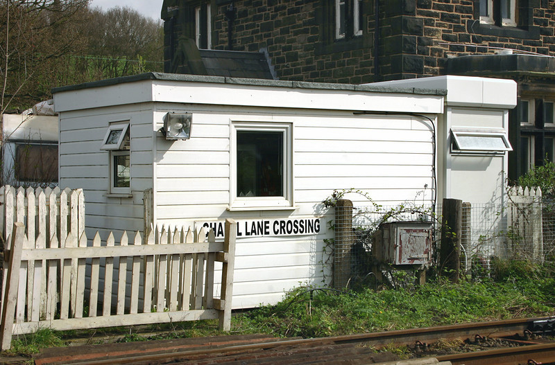 Chapel Lane Crossing 4/4/2005