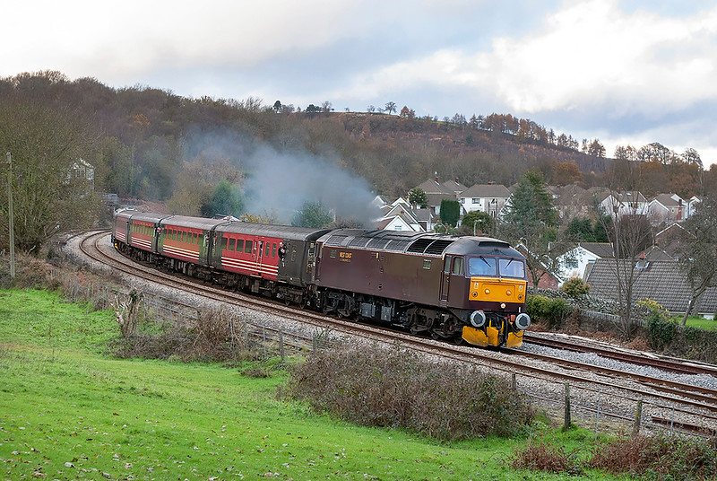 47854 Ystrad Mynach 4/12/2005<br /> 1Z41 1415 Rhymney-Cardiff Central
