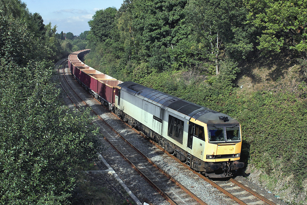 60067 Romiley 5/10/2005<br /> 6H57 1236 Ashburys-Dowlow